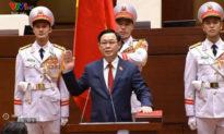 Ông Vương Đình Huệ được bầu làm Chủ tịch Quốc hội Việt Nam