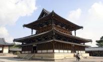 Ngôi chùa thứ hai của Nhật Bản: Horyuji
