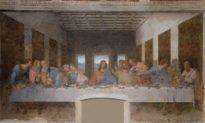Bức họa 'Bữa tối cuối cùng' của Davinci ẩn chứa bí mật, phóng to lên thấy rất nhiều điều kỳ diệu
