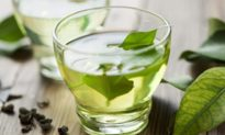 Uống trà xanh có thể ức chế hoạt động của virus Vũ Hán