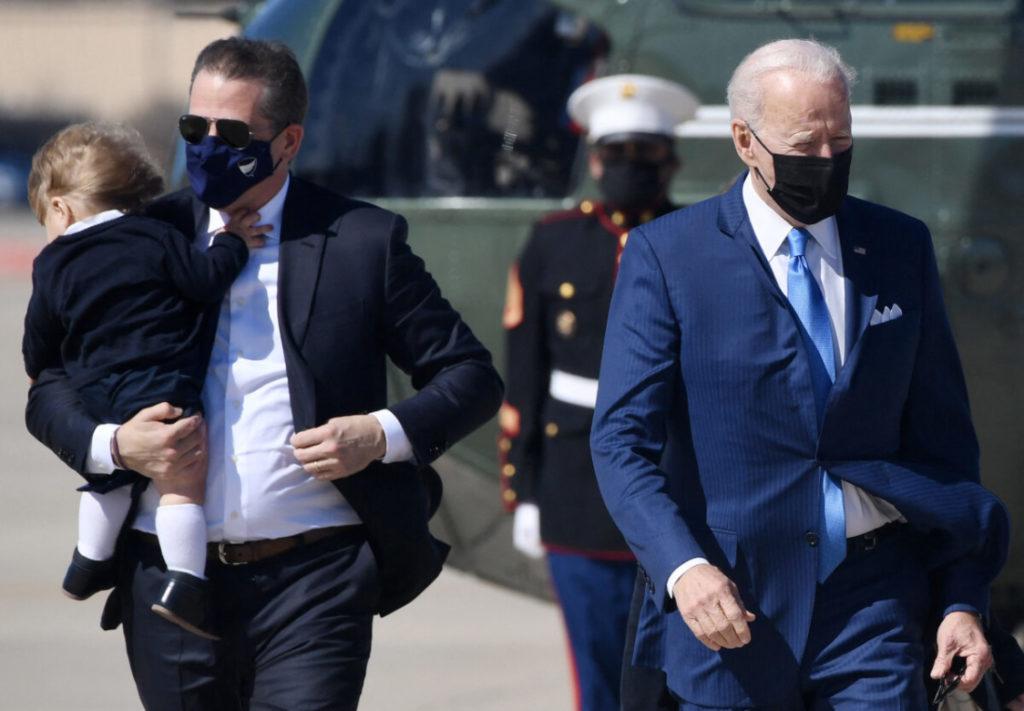 Hunter Biden vẫn đang sở hữu cổ phần trong công ty Trung Quốc