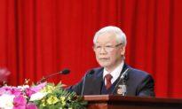 Miễn nhiệm chức vụ Chủ tịch nước với ông Nguyễn Phú Trọng