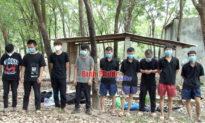 Bắt 9 người Trung Quốc nhập cảnh trái phép vào Việt Nam