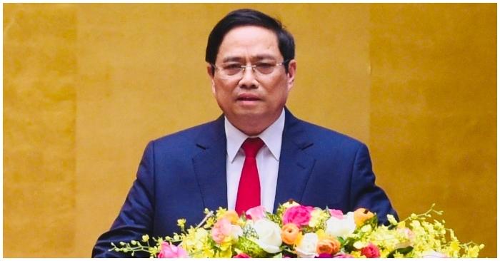 Thủ tướng Phạm Minh Chính thêm chức danh Phó chủ tịch Hội đồng Quốc phòng An ninh