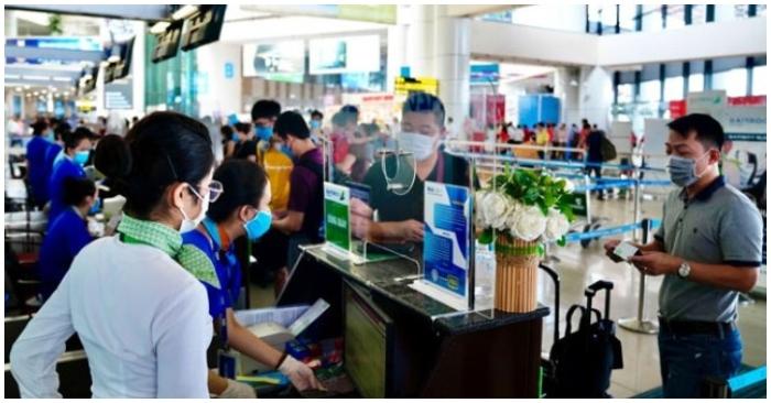 Cục Hàng không Việt Nam từ chối vận chuyển hành khách không khai báo y tế