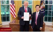 Việt Nam đề nghị Hoa Kỳ hợp tác sản xuất vaccine phòng COVID-19