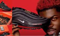 Nike thắng kiện công ty sản xuất 'giày Satan'