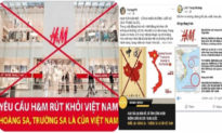 """Bộ Ngoại giao Việt Nam lên tiếng vụ H&M đăng bản đồ """"đường lưỡi bò"""""""