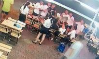 CSGT nổ súng ngăn vụ hỗn chiến trong quán nhậu