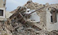 Sau trận động đất, trong số 3.000 thi thể đàn ông và phụ nữ chỉ có trên 400 cặp vợ chồng