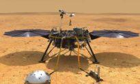 Tàu đổ bộ InSight của NASA sắp đi vào chế độ ngủ đông trên sao Hỏa