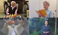Bí quyết trường thọ của một nhóm người già 90 tuổi