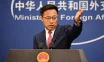 Triệu Lập Kiên: 'Bà Thái Anh Văn chỉ là người lãnh đạo một địa phương của Trung Quốc'