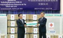 Trung Quốc tặng Việt Nam nửa triệu liều vaccine COVID-19