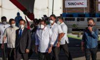 126 người của Lực lượng bảo vệ TT Philippines nhiễm COVID-19 dù đã tiêm vaccine Trung Quốc