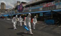 Campuchia: 655 ca nhiễm Covid-19 một ngày, Phnom Penh đóng cửa tất cả chợ