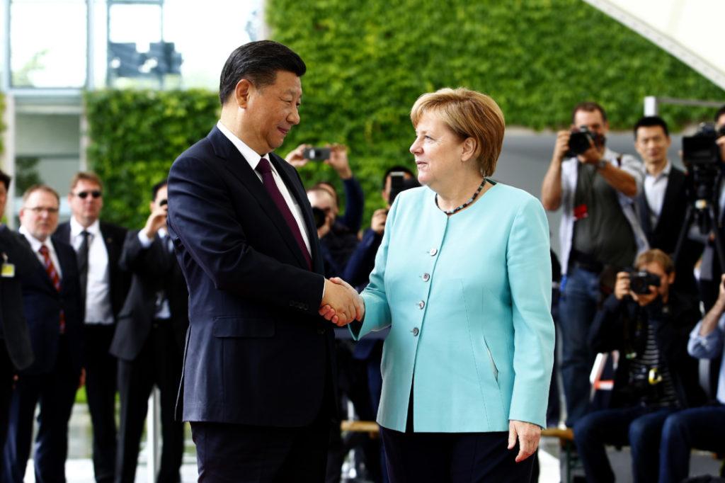 Ông Tập Cận Bình điện đàm với Thủ tướng Đức: Hy vọng Liên minh châu Âu 'tự chủ chiến lược'