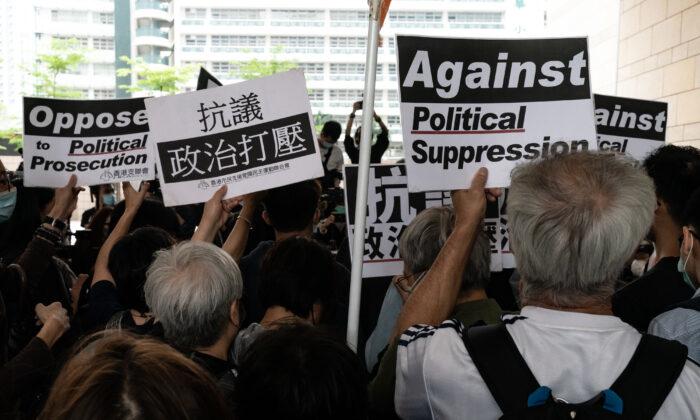 Hạ viện Hoa Kỳ thông qua nghị quyết lên án cuộc đàn áp Hong Kong của Bắc Kinh