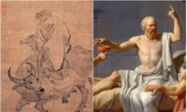 Văn minh phương Đông và phương Tây chiếu sáng lẫn nhau: Lão Tử và Socrates