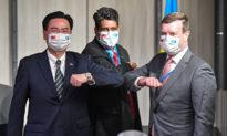 Trung Quốc 'điên cuồng' gọi cho Tổng thống Palau 16 cuộc yêu cầu cắt đứt quan hệ với Đài Loan