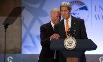 Liệu Sa hoàng khí hậu John Kerry có bị điều tra và cách chức vì 'đi cửa sau' với Iran?