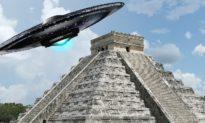 Đồ tạo tác cho thấy người Maya cổ đại đã tiếp xúc với người ngoài hành tinh?