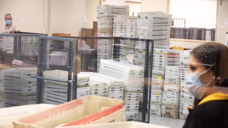 Bộ tư pháp Hoa Kỳ nỗ lực dừng cuộc thanh tra bầu cử tại Arizona mặc dù thiếu thẩm quyền