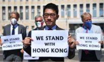 Anh phê chuẩn cho cựu Chủ tịch đảng Demosisto Hong Kong tị nạn chính trị