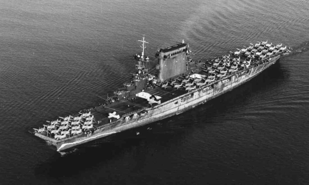 Tàu chiến trong Thế chiến II ẩn mình khỏi kẻ thù như thế nào?