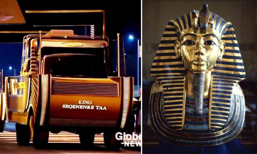 Ai Cập tổ chức hoành tráng lễ rước xác ướp Pharaoh, người dân lo lắng vì có thể 'dính lời nguyền' chết chóc