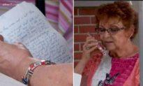 Em gái nhận thư của anh trai là lính Mỹ tại Việt Nam sau hơn 50 năm