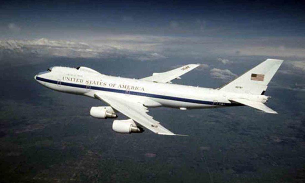 'Máy bay ngày tận thế' không sợ bom hạt nhân của Mỹ có đặc điểm gì?