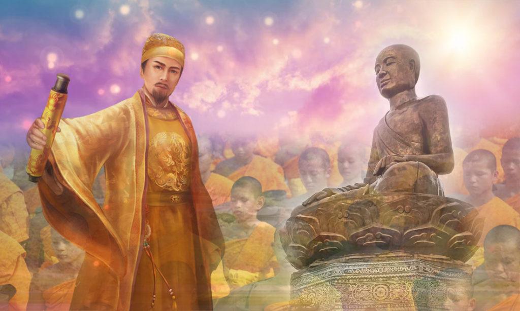 Đức vua Trần Nhân Tông (P.3): Trần Nhân Tông - giai thoại tu hành và những vần thơ bất tử