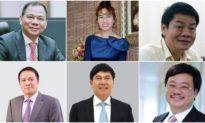 Việt Nam có 6 tỷ phú USD trong danh sách thế giới của Forbes
