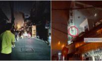 TPHCM: Cháy chung cư mini trong đêm, hàng chục người được cứu thoát
