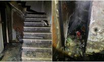 TP.HCM: Tòa nhà bốc cháy rạng sáng, giải cứu 5 người mắc kẹt