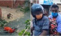 Ấn Độ: Mang thi thể người thân qua đời vì Covid-19 chạy khắp nơi tìm chỗ hỏa táng