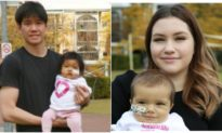 Hai bé đang nguy kịch do đại dịch COVID-19 làm chậm trễ việc cấy ghép tạng