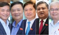 Quốc hội miễn nhiệm Tổng kiểm toán Nhà nước và 5 Ủy viên