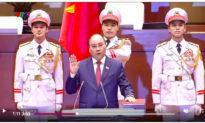 Quốc hội Việt Nam đã thông qua nghị quyết bầu ban lãnh đạo mới