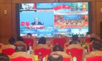 Bí thư các tỉnh biên giới Việt - Trung họp trực tuyến, giữa căng thẳng gia tăng trong khu vực