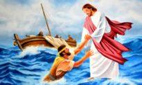Năm xưa lúc Chúa Jesus gặp nạn, các môn đồ của Ngài đã làm gì?