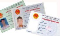 Mức phí cấp, đổi thẻ căn cước công dân gắn chip