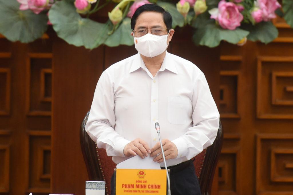 Thủ tướng Việt Nam: 'Nguy cơ dịch trên toàn quốc đã hiện hữu lắm rồi'