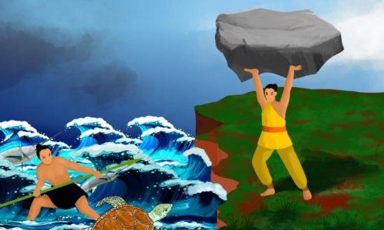 Thần tích nước Nam (Kỳ 5): Tản Viên Sơn Thánh - vị Thượng đẳng linh Thần, thủy tổ của nước Nam