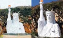 """Tượng """"Nữ thần Tự do đột biến"""" ở Sa Pa: Lỗ hổng trong quản lý du lịch"""