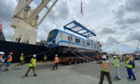Thêm 4 tàu Metro Số 1 về tới TPHCM trong tháng 5 và tháng 7
