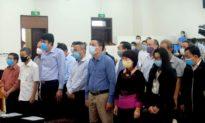 Tuyên phạt 19 bị cáo trong vụ Gang thép Thái Nguyên gây thiệt hại 830 tỉ đồng