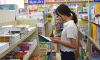 Hà Nội công bố danh mục sách giáo khoa mới cho lớp 2 và 6