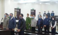 Tuyên phạt 11 năm tù đối với nguyên Bộ trưởng Bộ Công Thương Vũ Huy Hoàng